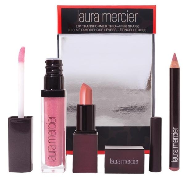 Laura-Mercier-Pink-Spark-Lip-Transformer-Trio