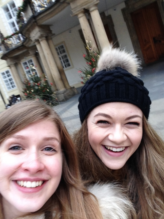The millionth selfie taken that trip!