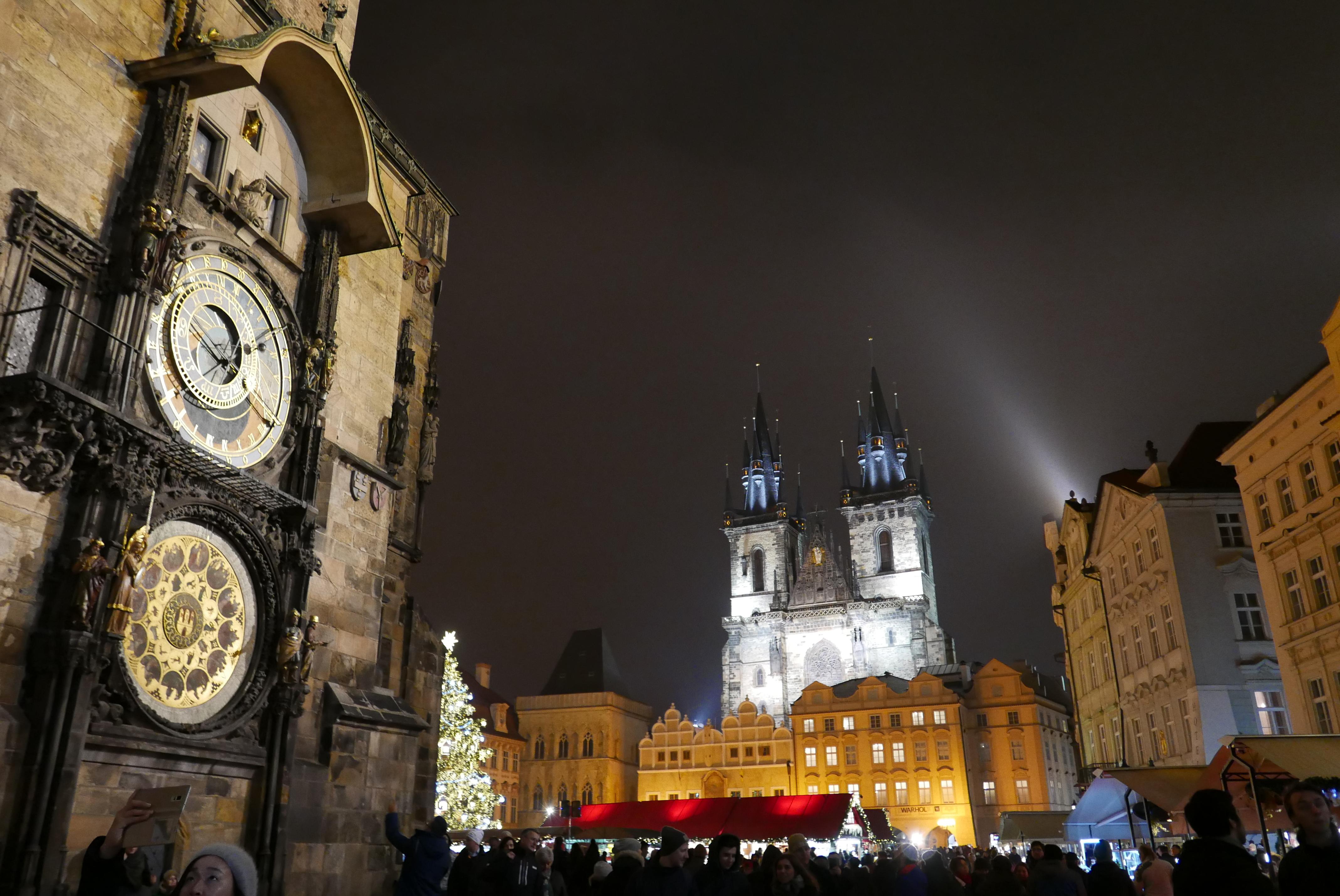Прага в декабре фото туристов это