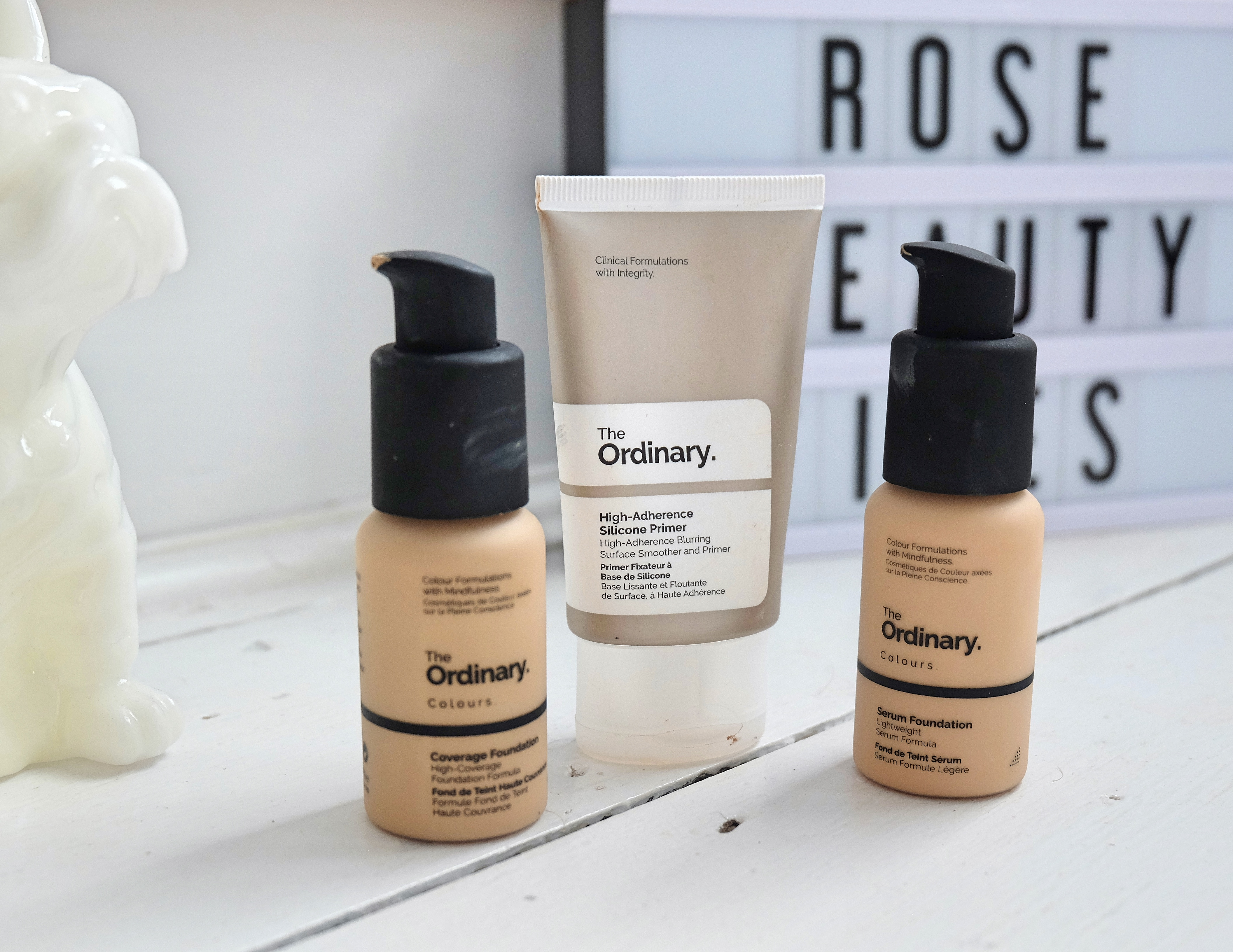 Everything You Need To Know About The Ordinary Foundations Primer