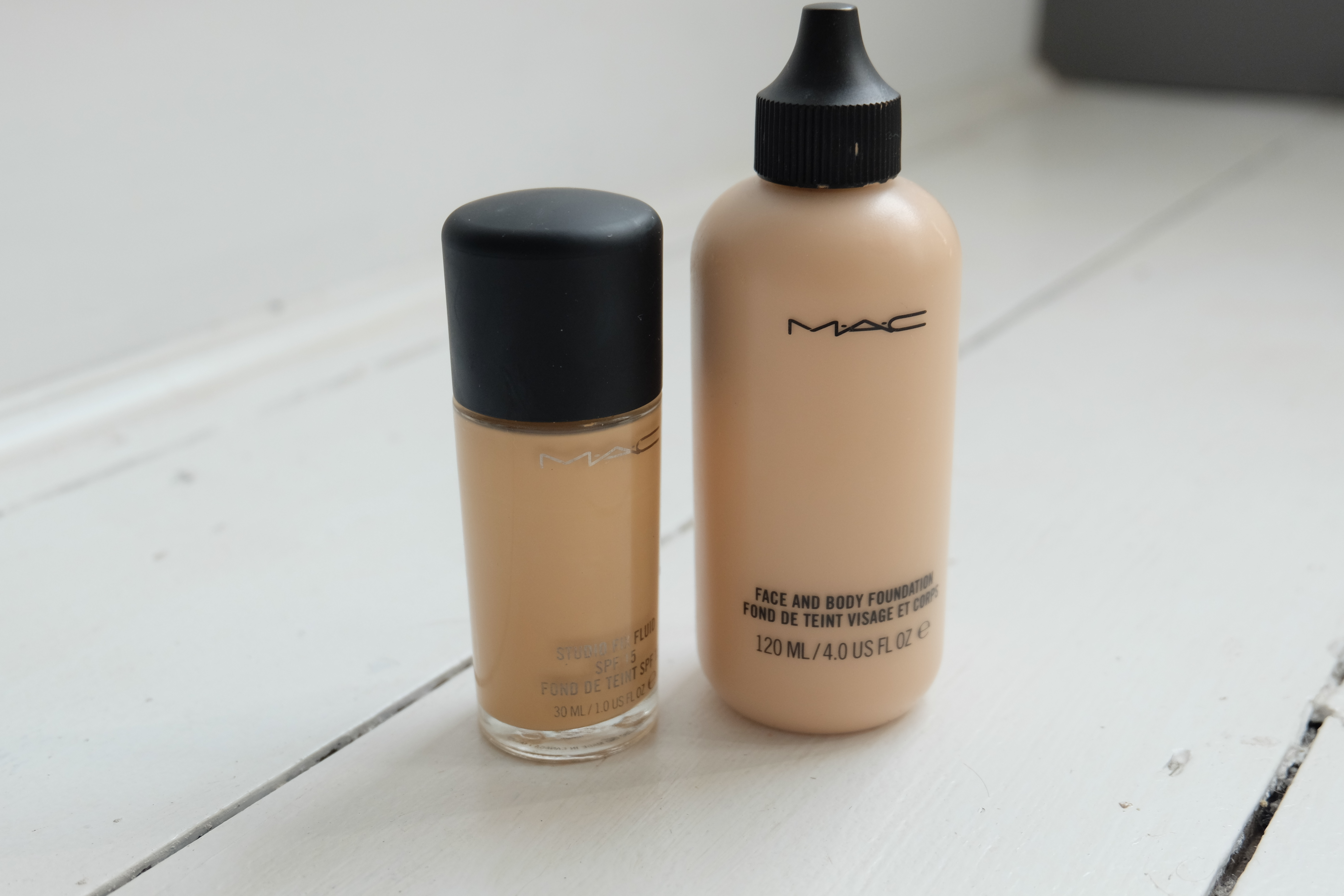All You Need To Know About Mac S Studio Fix Fluid Face Body Foundations