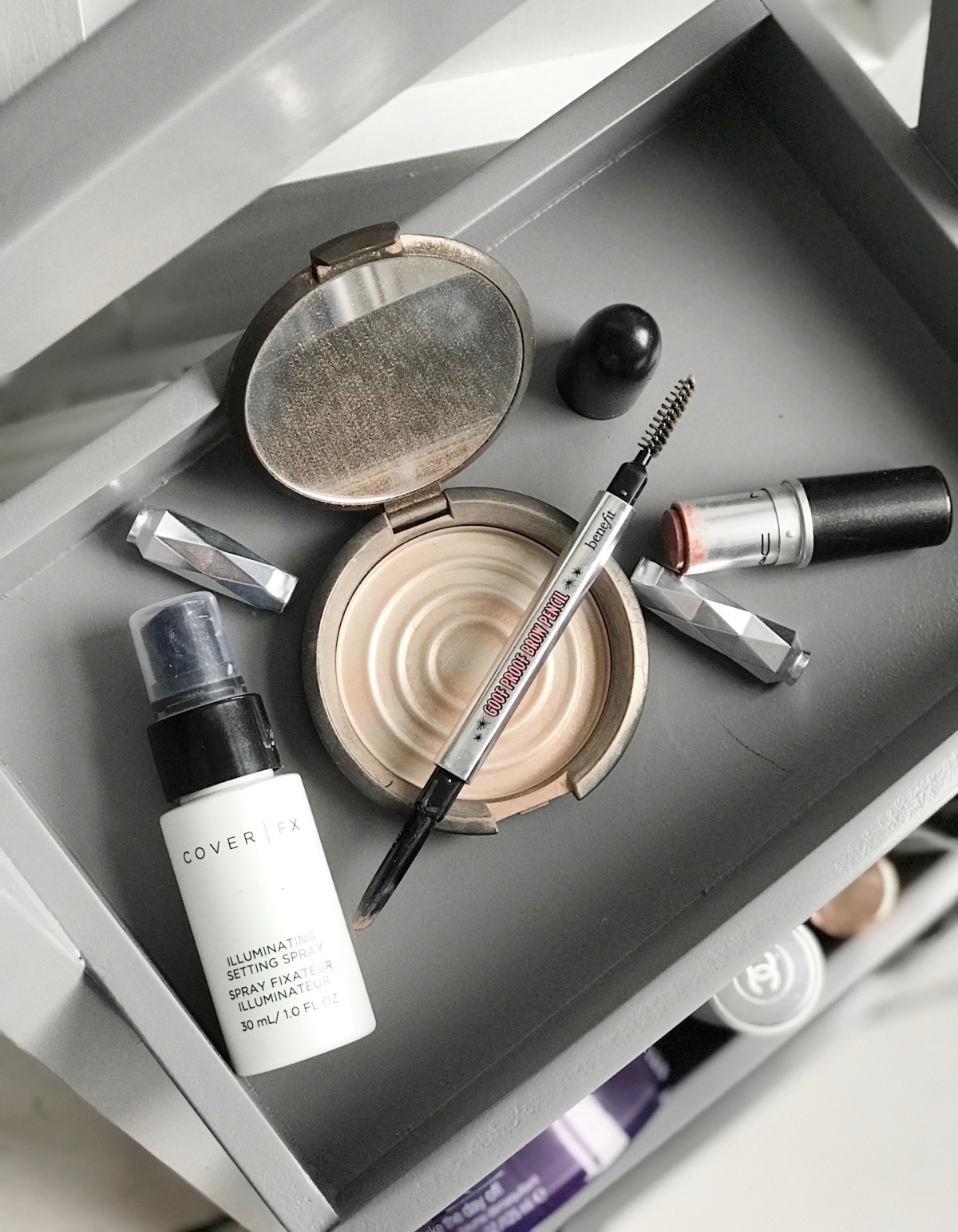 Empties - Becca Shimmering Skin Perfector in Opal